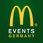 McDonald's Events Deutschland icon
