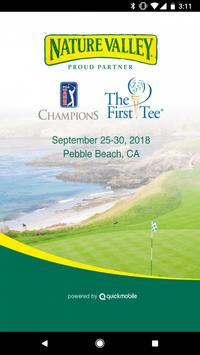 Nature Valley Pebble Beach '18 poster
