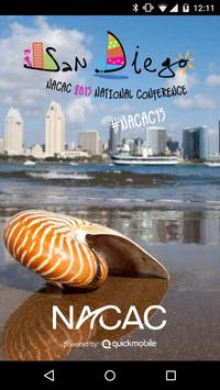 NACAC National Conference 2015 poster