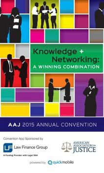 AAJ 2015 Annual Convention poster