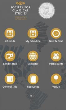 2015 AIA/SCS Annual Meeting screenshot 1