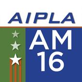 AIPLA 2016 Annual Meeting icon