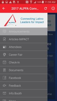 2017 ALPFA Convention apk screenshot