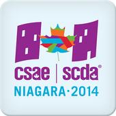 CSAE2014 Conference & Showcase icon