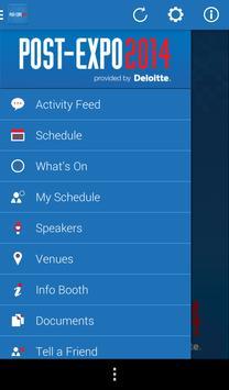 POST-EXPO 2014 screenshot 1