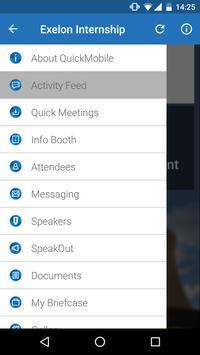 Exelon Internship Hub apk screenshot