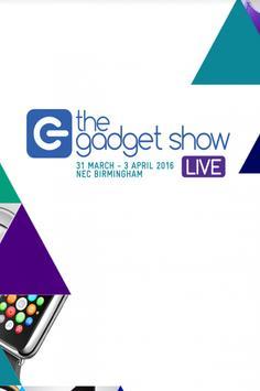 Gadget Show Live 2016 poster