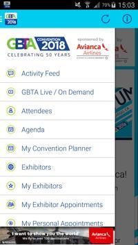 GBTAConvention2018App screenshot 1