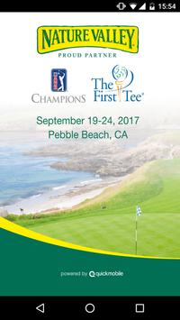 Nature Valley Pebble Beach 17 poster