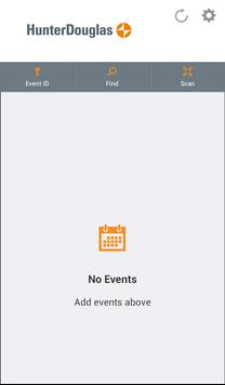 Hunter Douglas Events 2017 screenshot 1