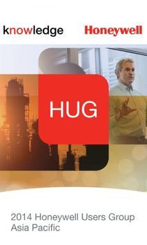 2014 HUG EMEA poster