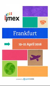 IMEX Exhibitions poster