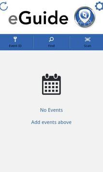 eGuide by Program HQ apk screenshot