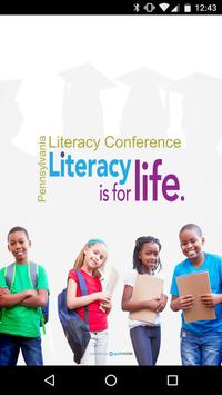 PA Literacy Conference 2016 poster