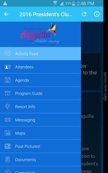 2016 President's Club Anguilla apk screenshot