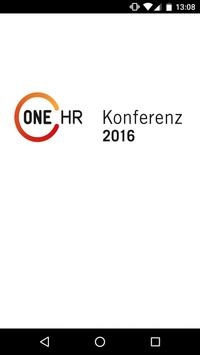 REWE Group   ONE HR poster