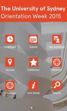 Sydney Uni Orientation Week screenshot 1