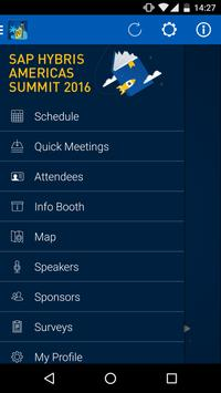 SAP Hybris Americas Summit apk screenshot
