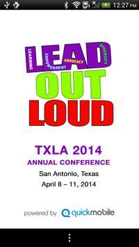 TLA 2014 poster