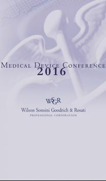 WSGR 2016 Medical Device poster