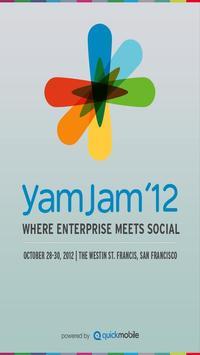 YamJam '12 poster