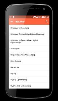 LYS Tercih Robotu screenshot 3