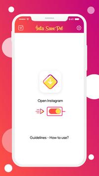 IntaSave Photo, Video - Save for Instagram poster