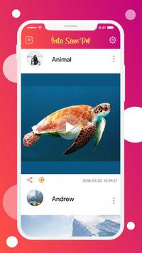 IntaSave Photo, Video - Save for Instagram screenshot 2