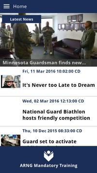 Minnesota AR National Guard screenshot 1