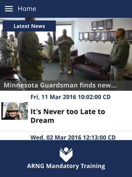 Minnesota AR National Guard screenshot 5