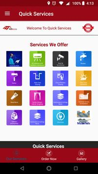 Quick Services poster