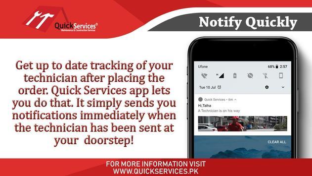 Quick Services screenshot 2