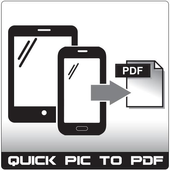 Quick Pic To PDF icon