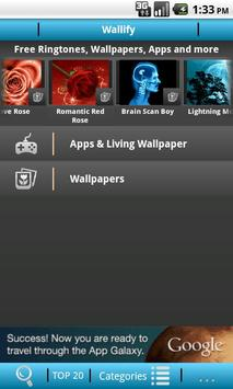 Wallify - Free Wallpapers poster