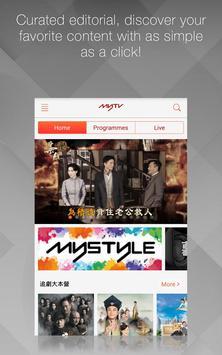 myTV poster