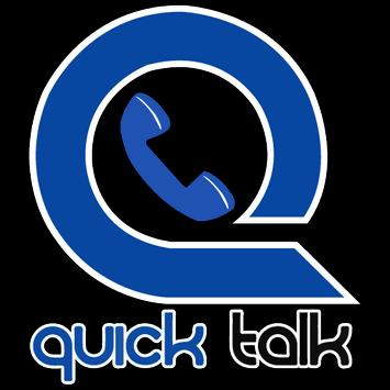 quicktalk plus poster