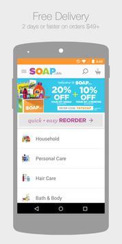 Soap.com poster