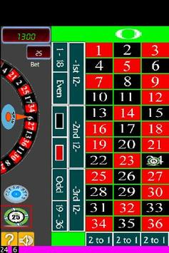 Roulette Time apk screenshot