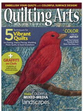 Quilting Arts screenshot 5