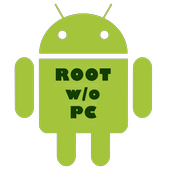 Root Android™ without PC icon