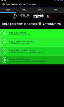 Root Android™ without PC poster