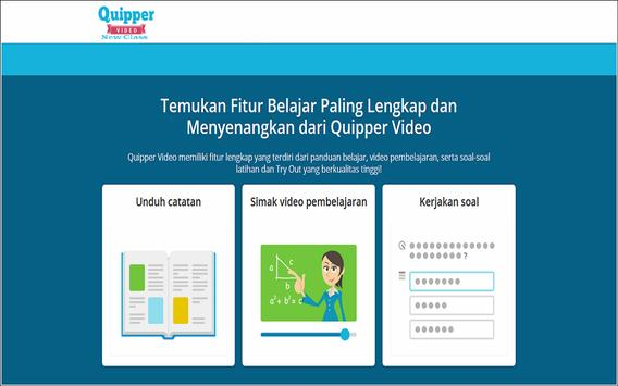 Quipper video new class apk download free education app for quipper video new class poster quipper video new class apk screenshot stopboris Image collections