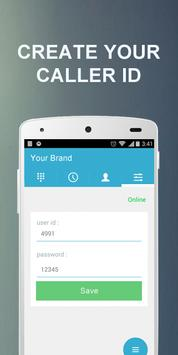 Ringr VoIP : For Business VoIP apk screenshot