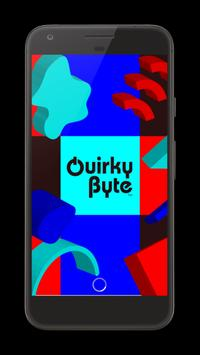 QuirkyByte poster