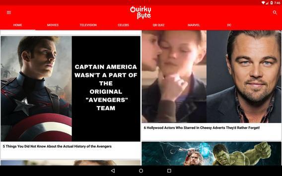 QuirkyByte apk screenshot