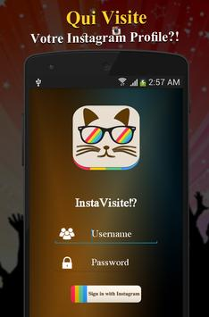 Instavisite - Profil Instagram apk screenshot