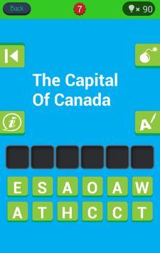 World Capitals - Game Quiz screenshot 2
