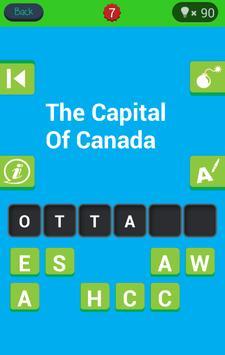 World Capitals - Game Quiz screenshot 3