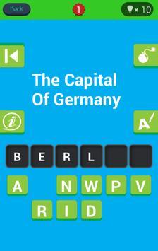 World Capitals - Game Quiz screenshot 4