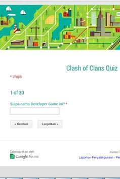 COC Quiz apk screenshot